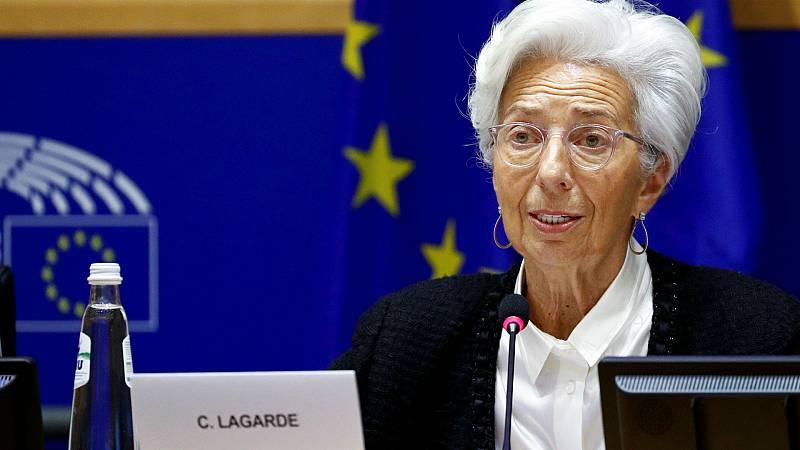 """Boletines RNE - Lagarde: """"la crisis del coronavirus puede pasarnos factura"""" - Escuchar ahora"""