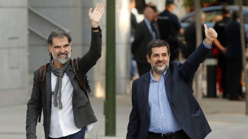 Las mañanas de RNE con Íñigo Alfonso - Los Jordis podrán salir varios días a la semana de prisión - Escuchar ahora