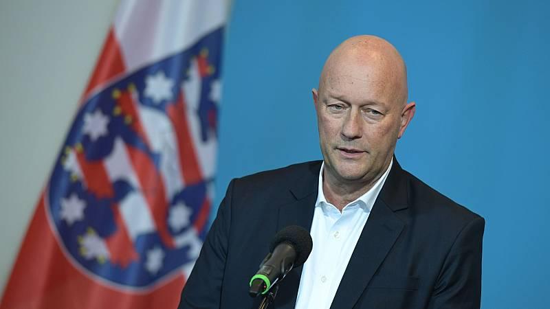 Europa abierta - Tormenta política en Alemania por la crisis en Turingia - escuchar ahora