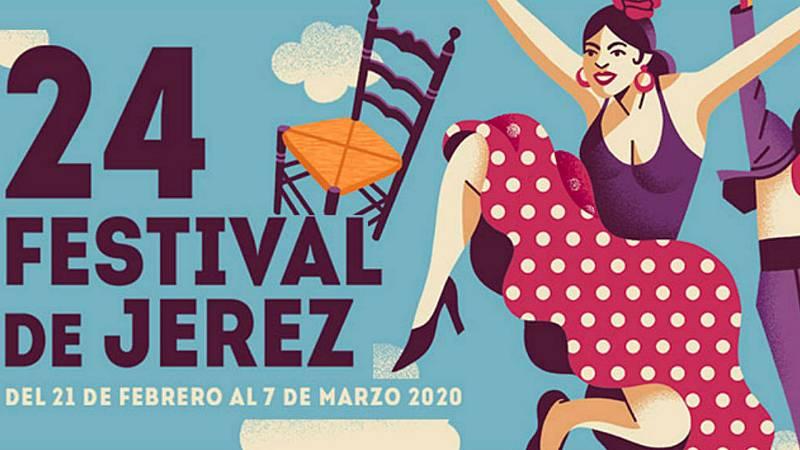Escenas flamencas - Festival de Jerez - 08/02/20 - Escuchar ahora