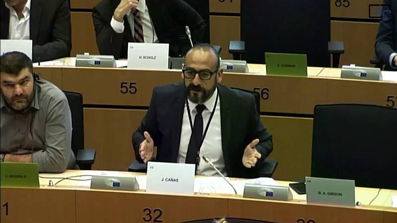 Parlamento europeo - La futura relación Reino Unido - Unión Europea - 08/02/20 - Escuchar ahora