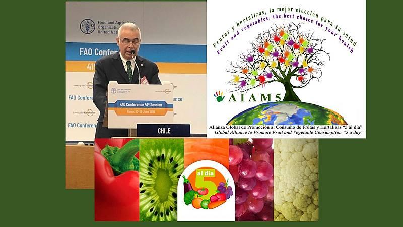 Alimento y salud - Ramón de Cangas y año FAO - 09/02/20 - Escuchar ahora