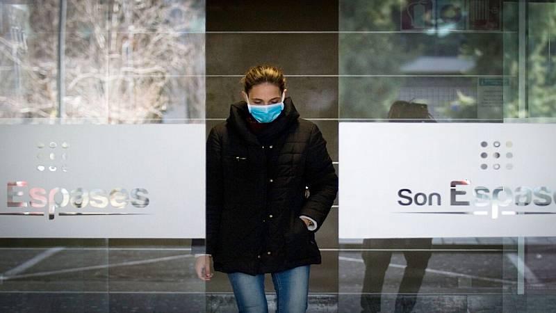 24 horas fin de semana - 20 horas - Mensaje de tranquilidad de las autoridades sanitarias pese al segundo caso de coronavirus en España - Escuchar ahora