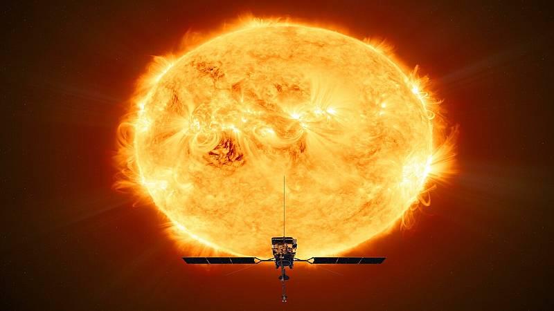 Boletines RNE - La ESA lanza la sonda solar Orbiter para analizar las tormentas solares - Escuchar ahora