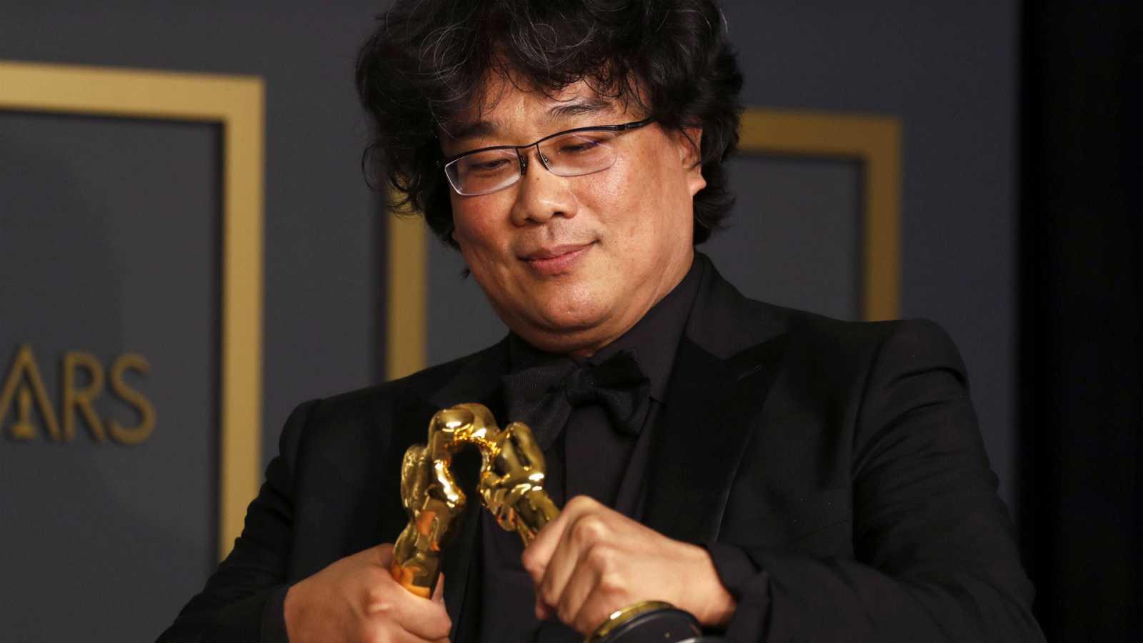 Las mañanas de RNE con Íñigo Alfonso -  'Parásitos' triunfa en la gala de los Oscar - Escuchar ahora
