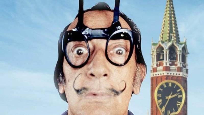 Punto de enlace - La exposición de Dalí en Moscú, la más visitada de la era postsoviética - Escuchar ahora