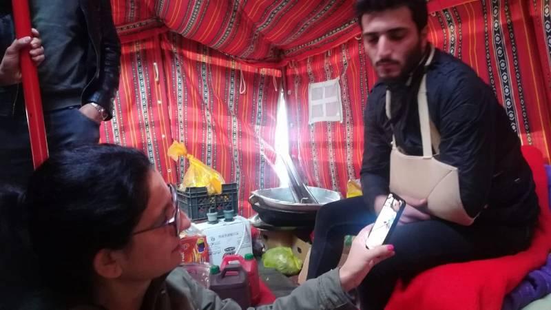 Reportajes 5 Continentes - En Bagdad, la plaza Tahrir como epicentro de las protestas -Escuchar ahora