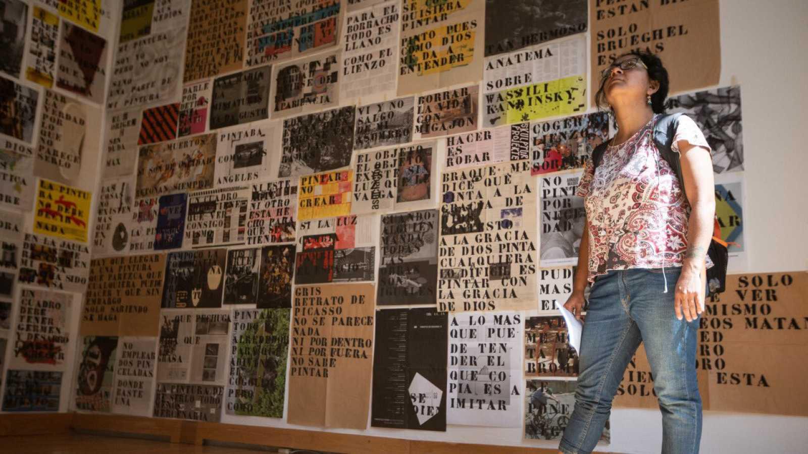 Hora América - La exposición 'La cuestión es ir tirando' en el Centro Cultural de España en México - 10/02/20 - escuchar ahora