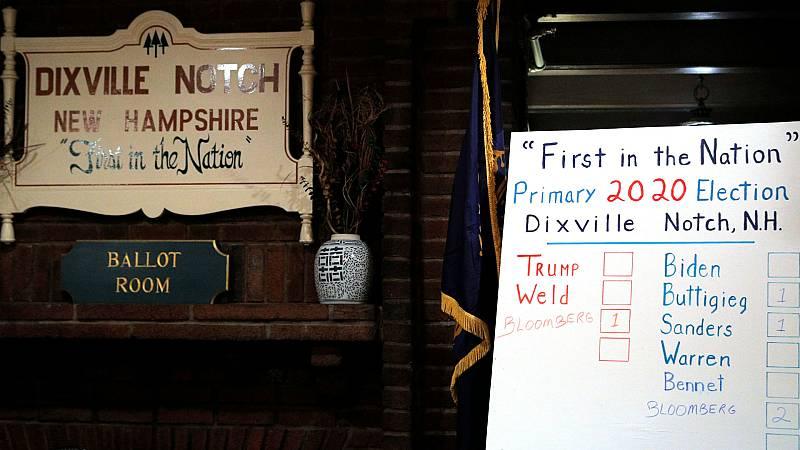 Las mañanas de RNE con Íñigo Alfonso - New Hampshire vota en las primarias demócratas en EE.UU. - Escuchar ahora