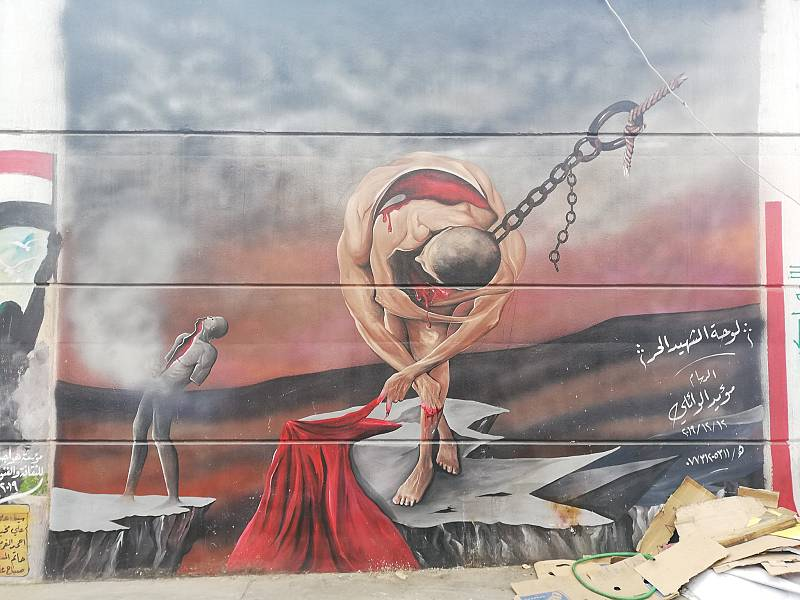 Las mañanas de RNE con Íñigo Alfonso - Los desaparecidos de la plaza Tahrir de Bagdad - Escuchar ahora