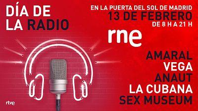 El día de la Radio con RNE en Puerta del Sol