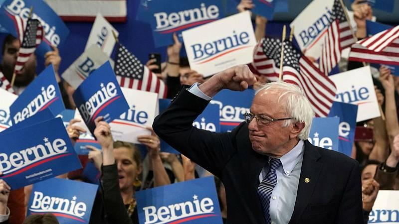 Las mañanas de RNE con Íñigo Alfonso - Bernie Sanders gana las primarias demócratas en New Hampshire - Escuchar ahora