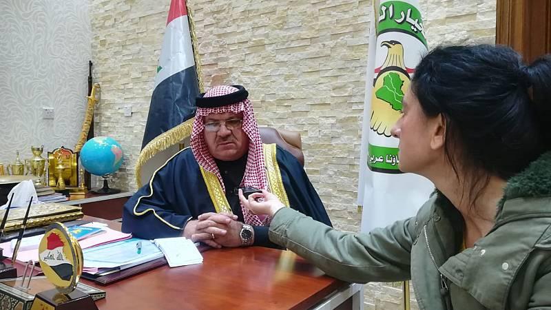 Las mañanas de RNE con Íñigo Alfonso - Los iraquíes siguen en las calles pidiendo más servicios y menos corrupción - Escuchar ahora