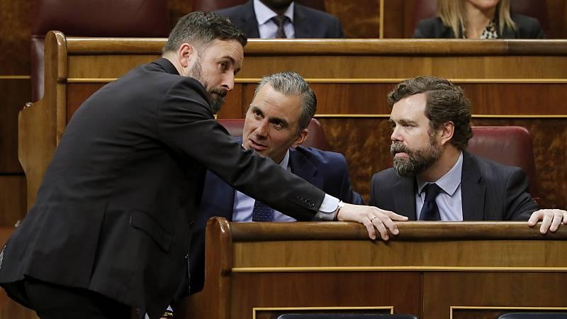Las Mañanas de RNE con Íñigo Alfonso - Vox inicia el proceso para renovar la cúpula nacional - Escuchar ahora