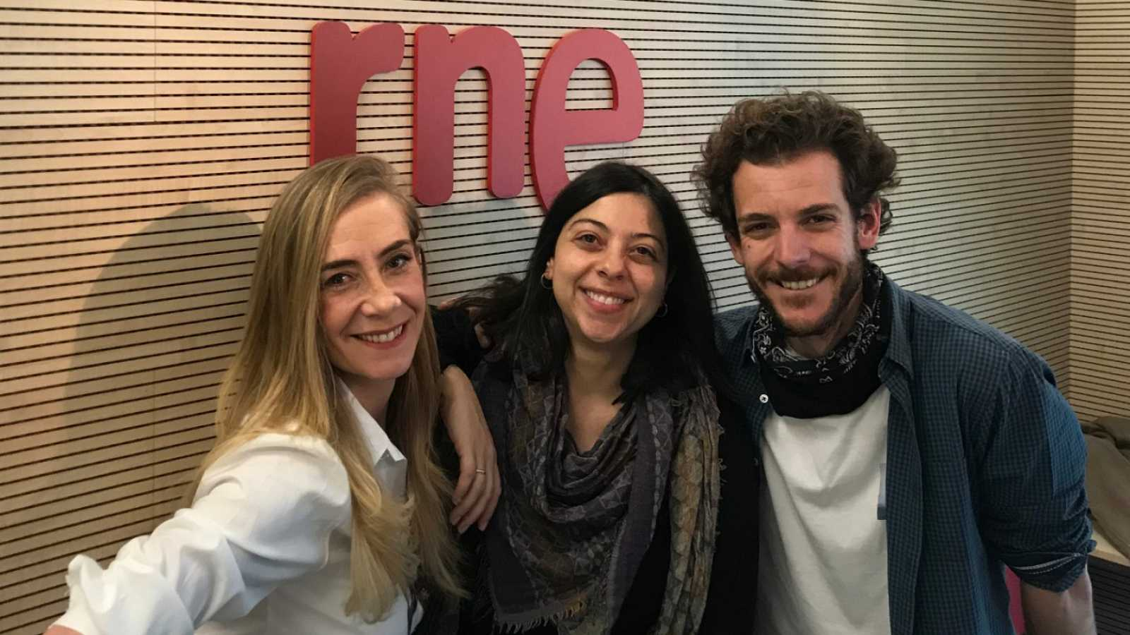 Dramedias con Paloma Cortina - Gerundio, tu mirada y mi mirada - 16/02/20
