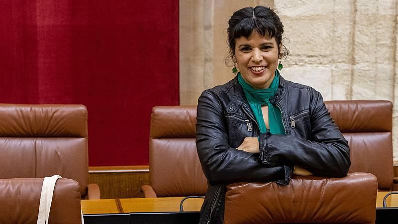 24 horas - Teresa Rodriguez deja la dirección de Podemos Andalucía