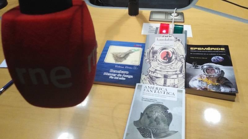 Sexto continente - Toda la literatura fantástica y 'cifi' en Hispanoamérica y España - 25/02/20 - escuchar ahora