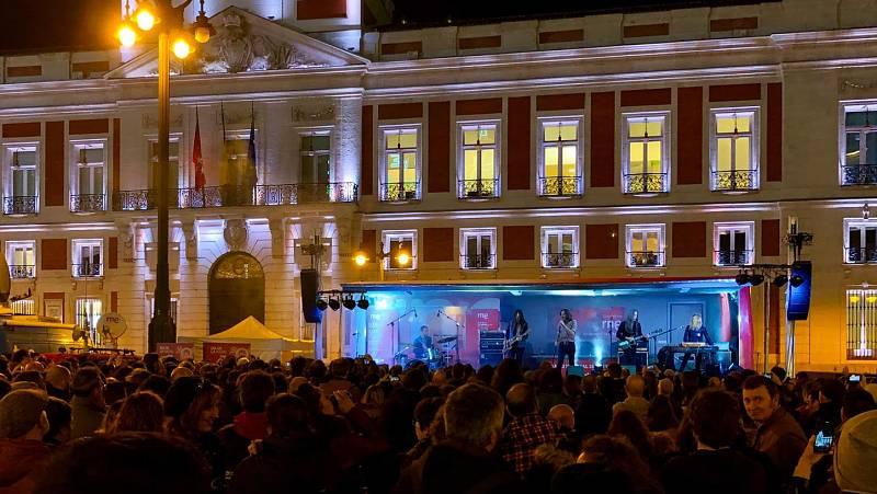 El sótano - Día Mundial de la Radio con Sex Museum en la Puerta del Sol - 13/02/20 - escuchar ahora