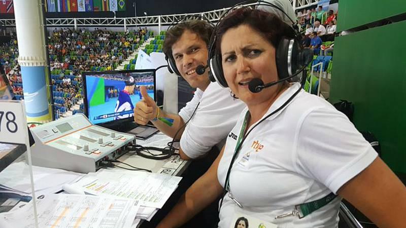 Desafío Tokio - Deporte y comunicación en los Juegos Olímpicos - Escuchar ahora