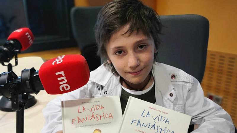 Las mañanas de RNE con Pepa Fernández - Cáncer infantil - Dídac Bautista - Escuchar ahora