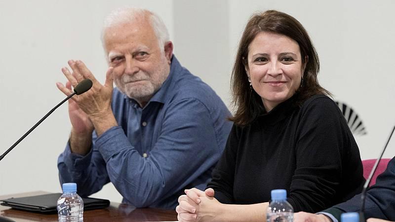 Boletines RNE - Lastra pide a Casado lealtad con el Estado en su reunión con Sánchez - Escuchar ahora
