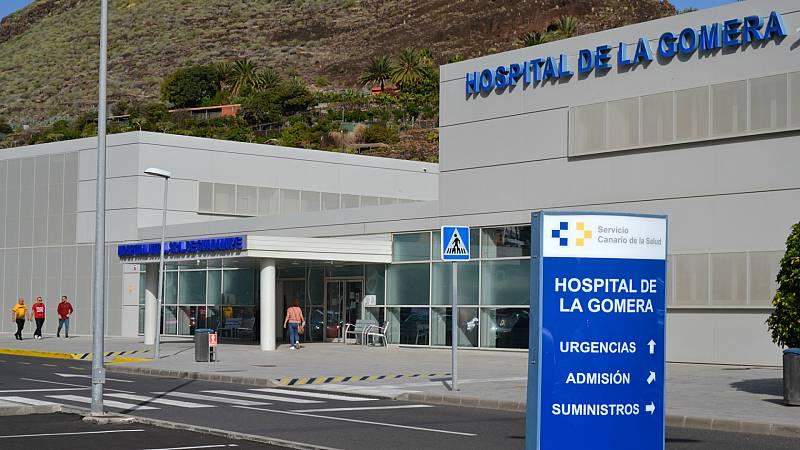 Boletines RNE - El paciente ingresado por coronavirus en La Gomera da negativo - Escuchar ahora