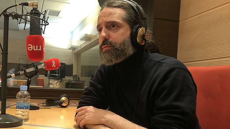 Diálogo y espejo - 'Anatomía sensible' con Andrés Neuman - 15/02/20 - escuchar ahora