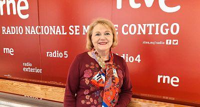 Cuéntame un cuadro - Rosa Pérez Valero, una copista veterana en el Museo del Prado - 16/02/20 - Escuchar ahora