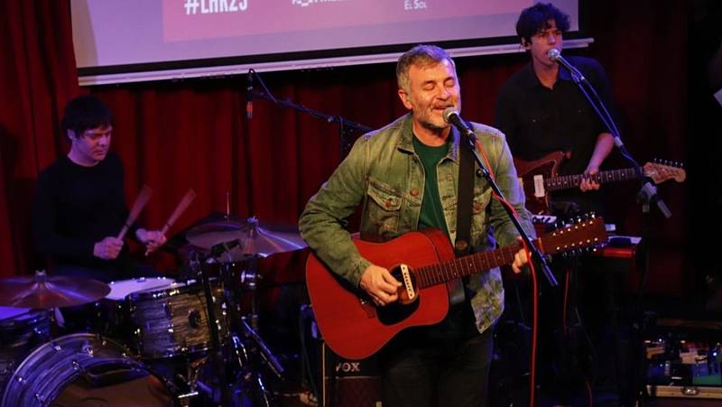 La Habitación Roja celebran su 25º aniversario en concierto - 15/02/20 - escuchar ahora