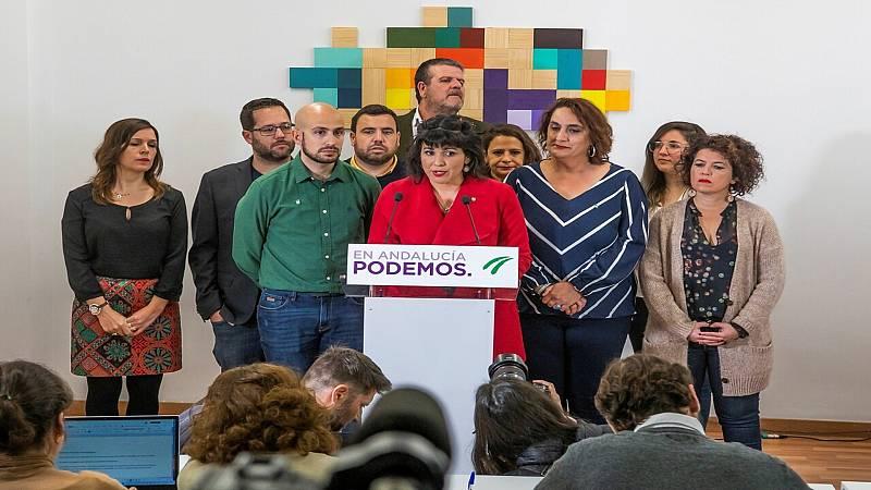24 horas fin de semana - 20 horas - Anticapitalistas no estarán en Vistalegre III y salen de Podemos - Escuchar ahora