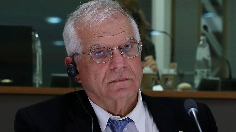 """Las mañanas de RNE con Íñigo Alfonso - Borrell: """"La UE debe implicarse más en los conflictos internacionales"""" - Escuchar ahora"""