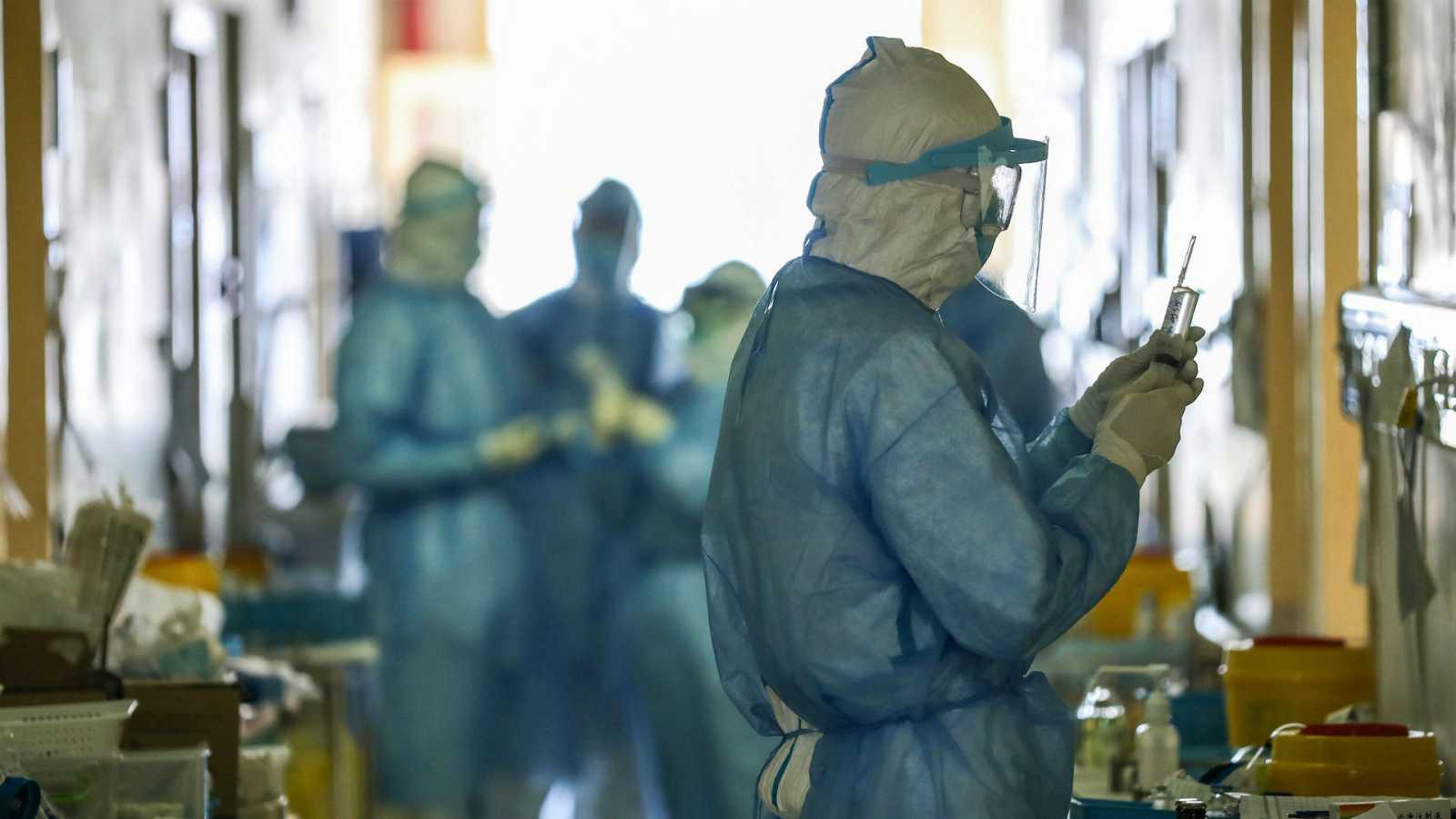 Las mañanas de RNE con Íñigo Alfonso - Se eleva el número de muertos e infectados por el coronavirus - Escuchar ahora