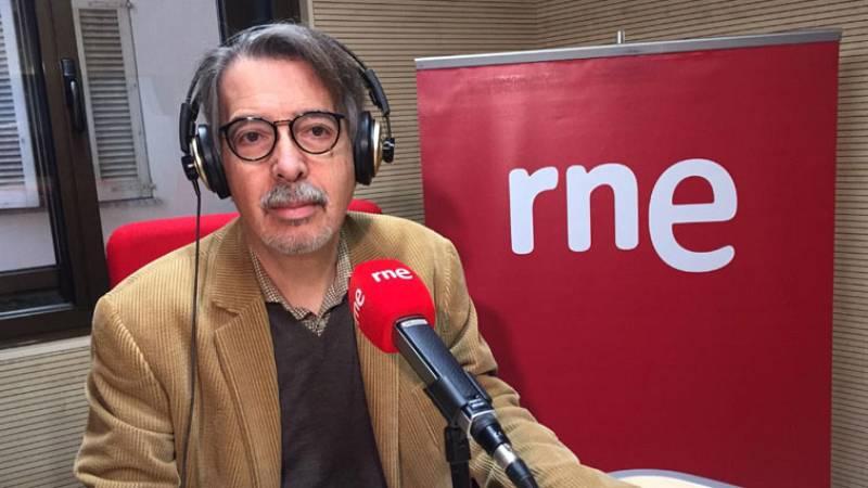 """Las mañanas de RNE con Íñigo Alfonso -  Uno de los fundadores de Cs critica la """"falta de cintura para aceptar disidencias internas""""  - Escuchar ahora"""