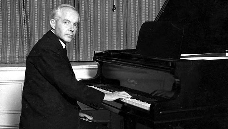 Carta de Béla Bartók a William Primrose - 17/02/20 - escuchar ahora