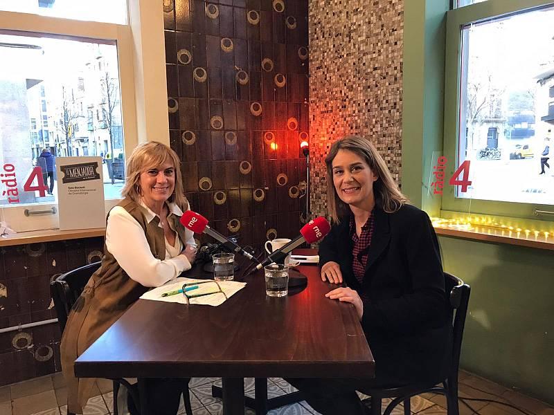 Gemma Nierga entrevista Jéssica Albiach 18/02/20