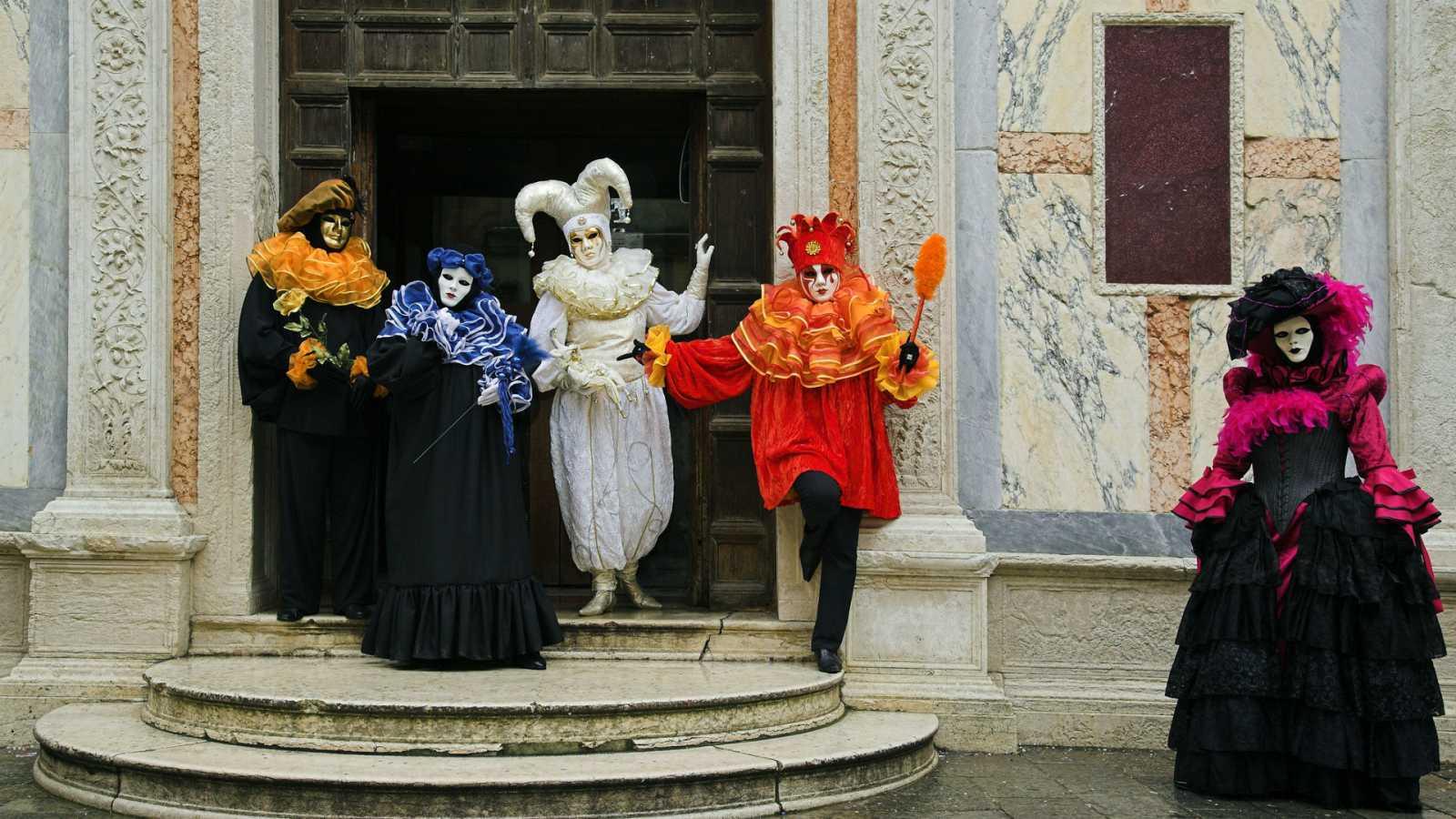 Canal Europa - Viareggio, carnaval de las alegorías - 18/02/20 - escuchar ahora