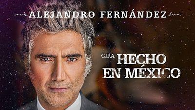 Universo pop - Alejandro Fernández: nuevo álbum y gira España 2020 - 18/02/20 - Escuchar ahora