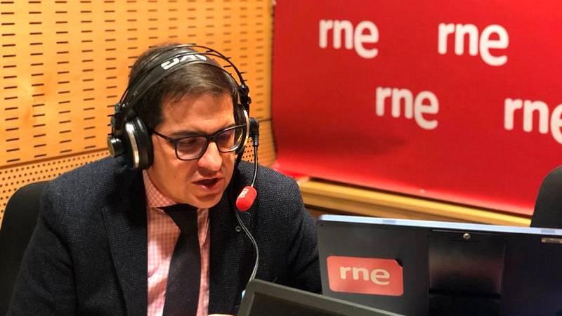 Las mañanas de RNE con Íñigo Alfonso - Ciudadanos admite que Galicia es el principal escollo para la coalición - Escuchar ahora