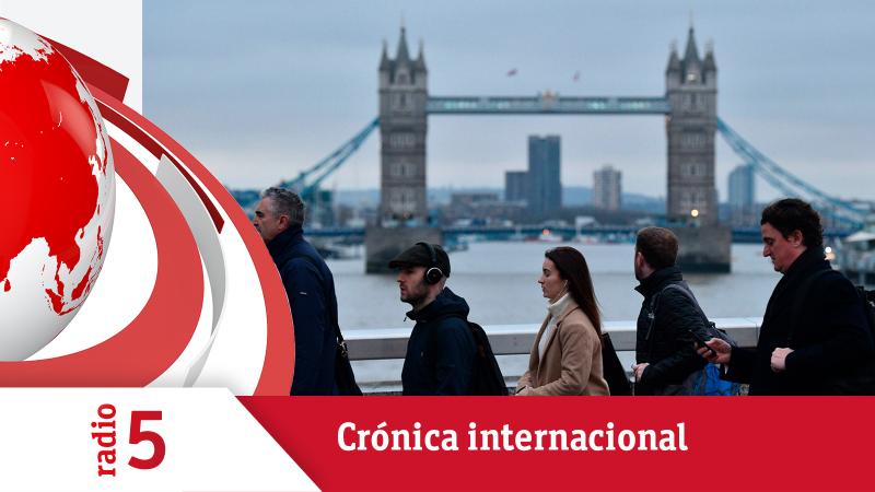 Todo noticias - Mañana - Crónica Internacional - El Reino Unido aclara las regulaciones para los comunitarios - Escuchar ahora