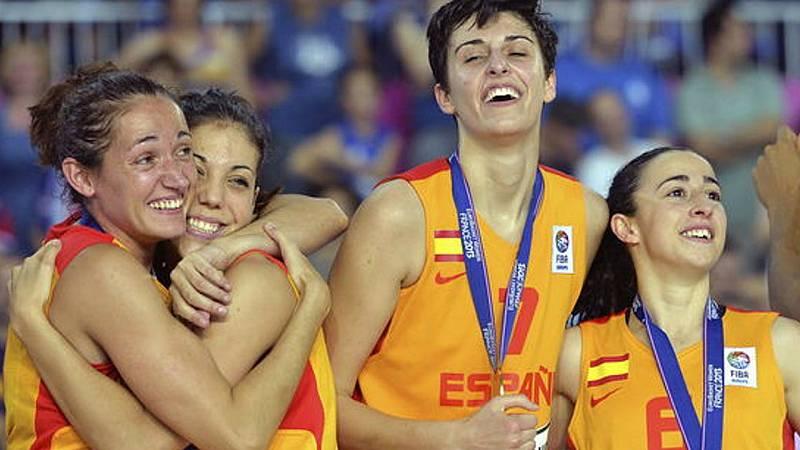 """El vestuario en Radio 5 - Entrevista - Elisa Aguilar: """"El Laureus al baloncesto español es merecido"""" - 18/02/20¿ - Escuchar ahora"""