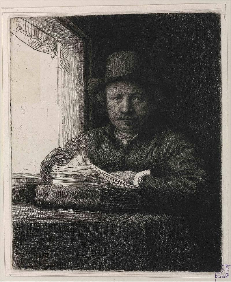 Biblioteca Nacional: Más que libros - Grabados de Rembrandt, de la Biblioteca al Thyssen - Escuchar ahora