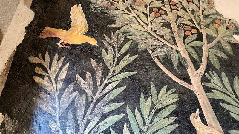 14 horas - La Casa de los Amantes en Pompeya, abierta tras una compleja restauración - Escuchar ahora