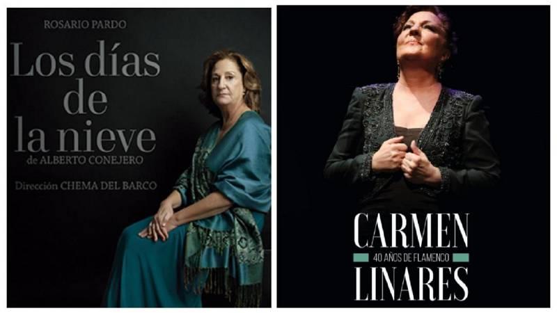 En escena - Miguel Hernández, Josefina Manresa, Rosario Pardo, Carmen Linares y Alberto Conejero - 19/02/20 - Escuchar ahora