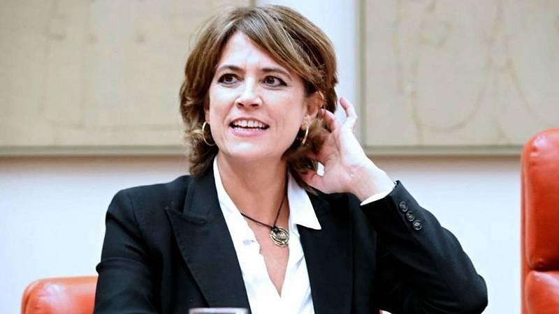 Las mañanas de RNE con Íñigo Alfonso - Dolores Delgado presenta sus proyectos para la Fiscalía General del Estado - Escuchar ahora