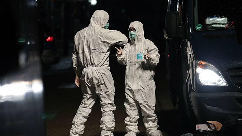 Las mañanas de RNE con Íñigo Alfonso - 11 muertos en dos tiroteos en la ciudad alemana de Hanau - Escuchar ahora
