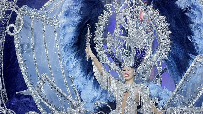 Las mañanas de RNE con Íñigo Alfonso - Sara Cruz, reina del Carnaval de Santa Cruz de Tenerife 2020 - Escuchar ahora