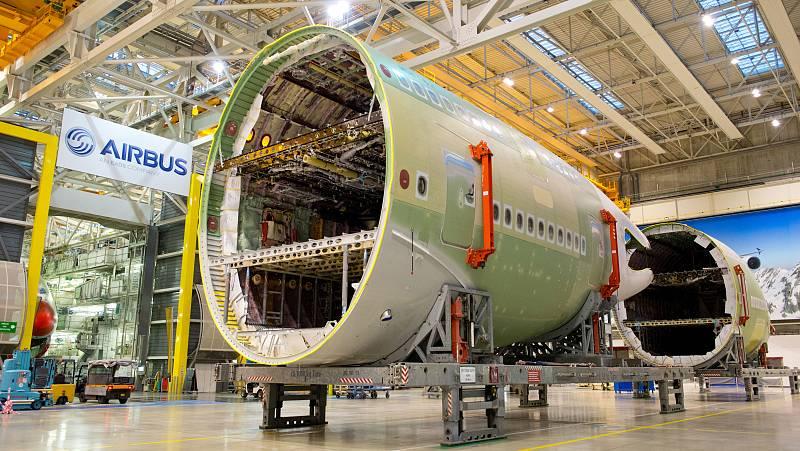 Las mañanas de RNE con Íñigo Alfonso - Airbus: Redistribuir la carga de trabajo para salvar los empleos - Escuchar ahora