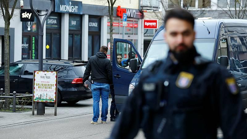 Boletines RNE - El atacante de Hanau tenía motivaciones xenófobas, según la investigación - Escuchar ahora