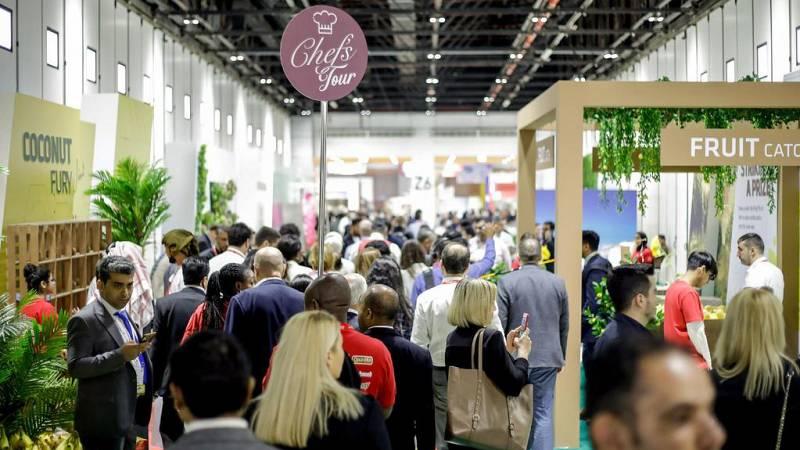 Marca España - Gulfood, Feria Agroalimentaria en el Golfo Pérsico - escuchar ahora