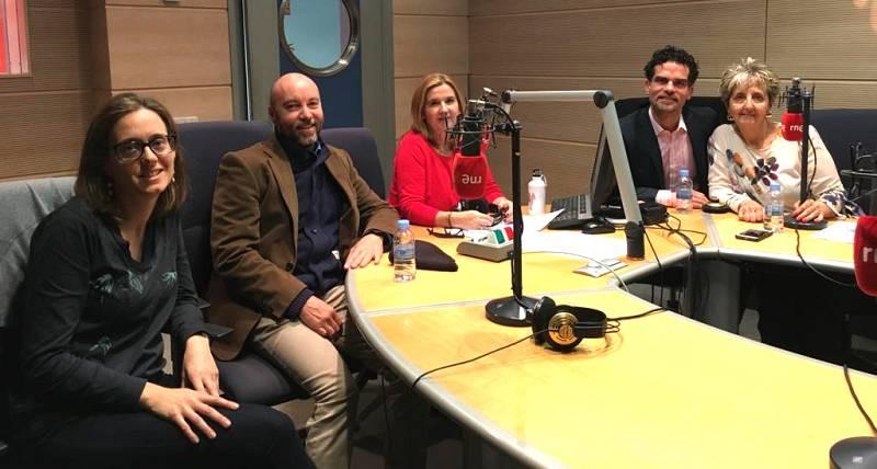Marca España - Antonio Najarro regresa con 'Zincalí', en el Corral de la Morería - 20/02/20 - escuchar ahora